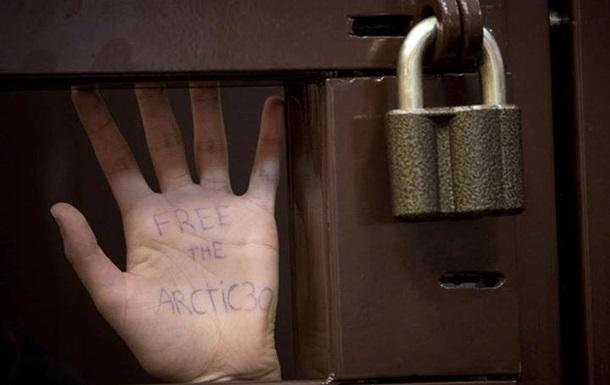 Следствие подтверждает перевод активистов Greenpeace в Петербург
