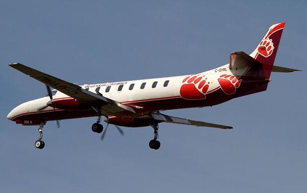 В Канаде потерпел крушение пассажирский самолет, погибли пять человек