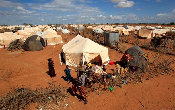 Из Кении вышлют около миллиона сомалийских беженцев