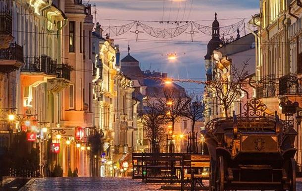 Вікіпедія визначила найкращі фотографії визначних пам яток України