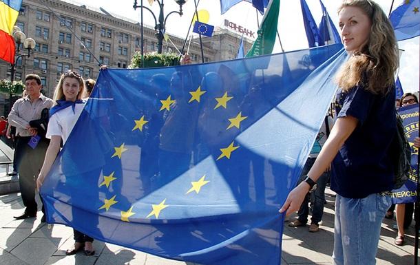 Украинцы предпочитают ЕС Таможенному союзу - опрос GfK