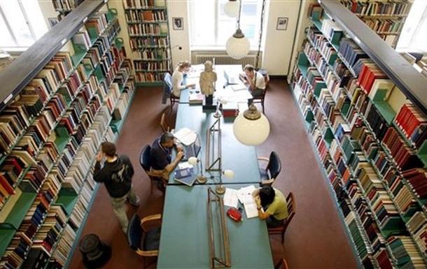 В Берлине появится библиотека для плохо читающих