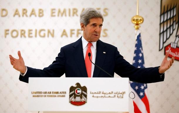 Джон Керри считает ошибкой новые санкции США против Ирана