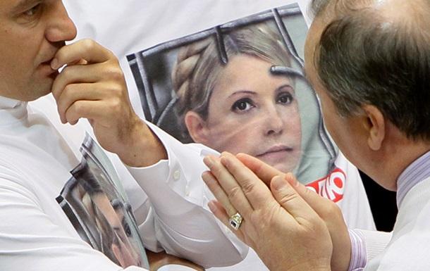 Законопроект о лечении Тимошенко согласовать не удалось