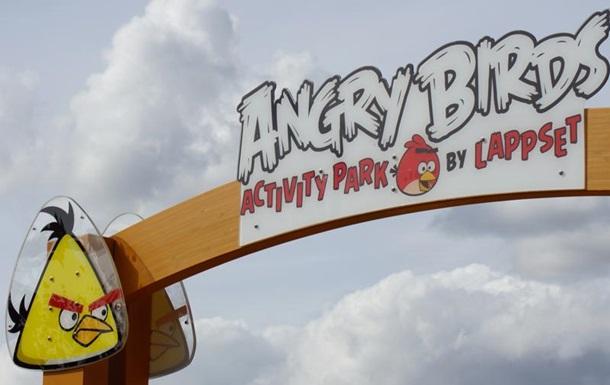 Игры оффлайн. Путеводитель по тематическим паркам Angry Birds в Европе