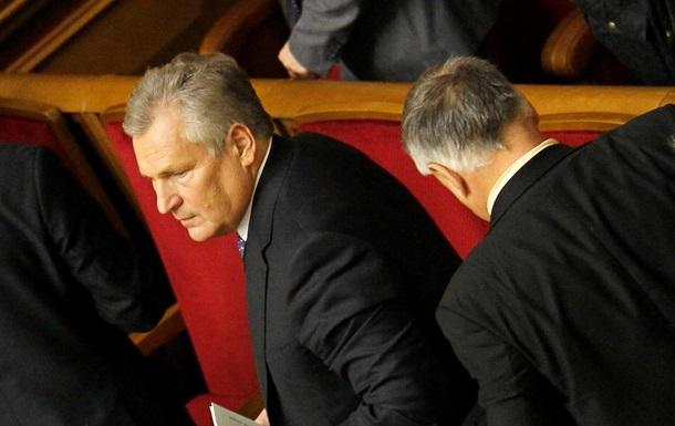 ЕС - евроинтеграция - Соглашение об ассоциации - законы - Миссия ЕС дала Украине время до 19 ноября