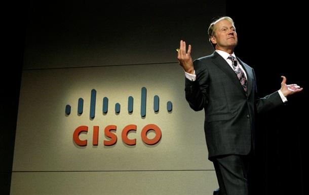 Сноуден и спровоцированный им шпионский скандал негативно повлиял на продажи Cisco Systems Inc
