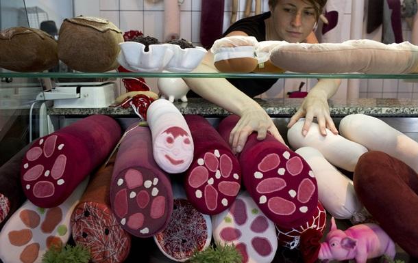 В Италии открылся музей колбасы
