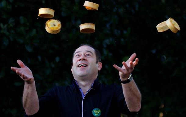 В Шотландии прошел чемпионат по приготовлению пирогов