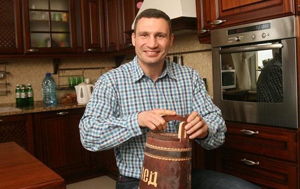 Квартира для чемпиона. Корреспондент побывал дома у Виталия Кличко