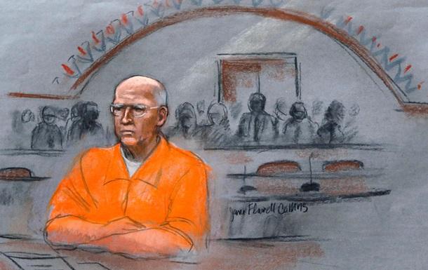 Босса бостонской мафии приговорили к двум пожизненным срокам и еще пяти годам тюрьмы