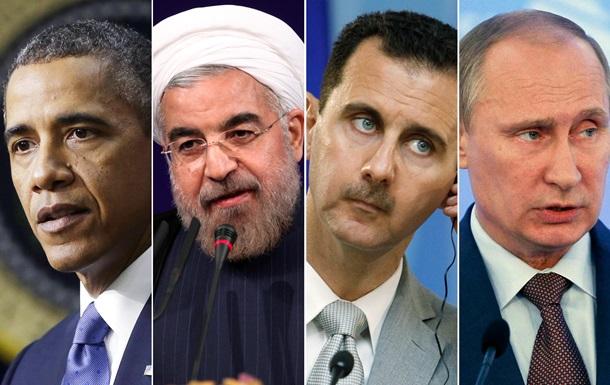 Впервые с начала войны в Сирии Путин и Асад поговорили по телефону