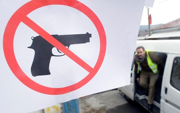 Профильный комитет Рады не поддержал законопроект о свободной продаже травматического оружия