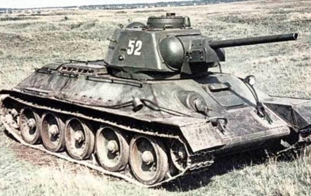 В Житомирской области нашли танк времен Великой Отечественной