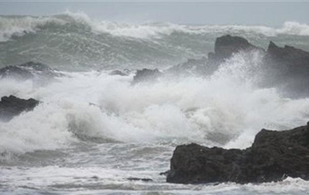 В Северном море горит торговое судно. Шторм не позволяет провести эвакуацию экипажа