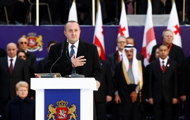 Маргвелашвили вступил в должность президента Грузии