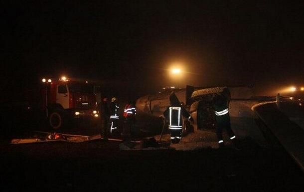 Авиакатастрофа под Казанью могла произойти из-за ошибки экипажа - источник