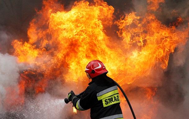 В варшавском метро произошел пожар. Эвакуированы 150 человек