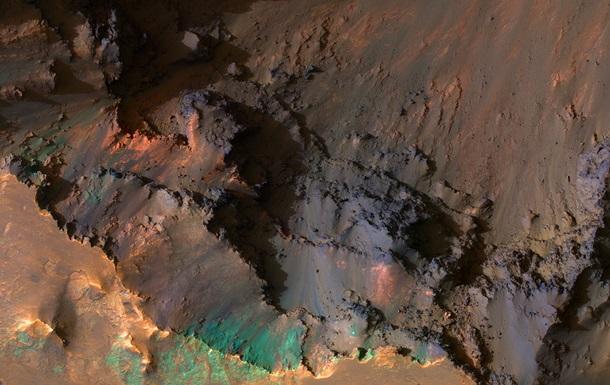 Кьюриосити нашел доказательства бурной геологической юности Марса