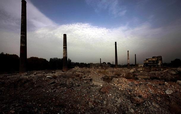 Госстат рапортует о торможении индустриального обвала в Украине