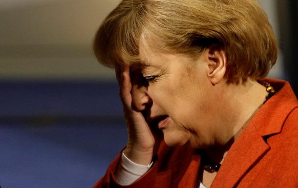 Меркель сулит страдающему от экономических нападок Москвы Киеву поддержку в случае евроинтеграции