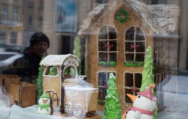 В Киеве появится рождественский поселок