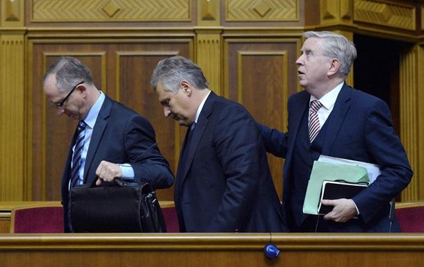 Кокс - Квасьневский - визит - Кокс и Квасьневский прилетят в Украину завтра и пробудут в стране до конца недели