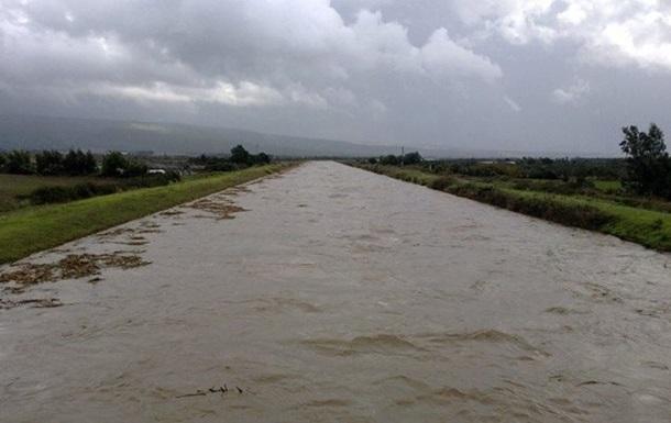 В результате наводнения на острове Сардиния в Италии погибли девять человек