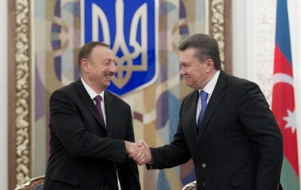 НГ: Алиев и Янукович возрождают ГУАМ