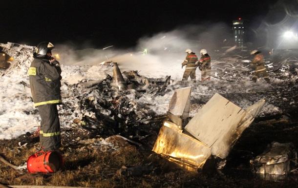 Данные черного ящика свидетельствуют о технических неполадках разбившегося Boeing 737 - источник