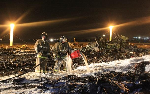 Кассету с переговорами экипажа разбившегося в Казани Boeing найти не удалось
