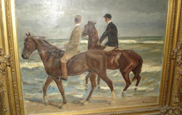Владельцу найденной коллекции  дегенеративного искусства  вернут часть картин