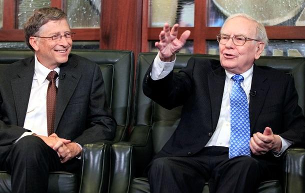 Forbes назвав найбільших американських філантропів