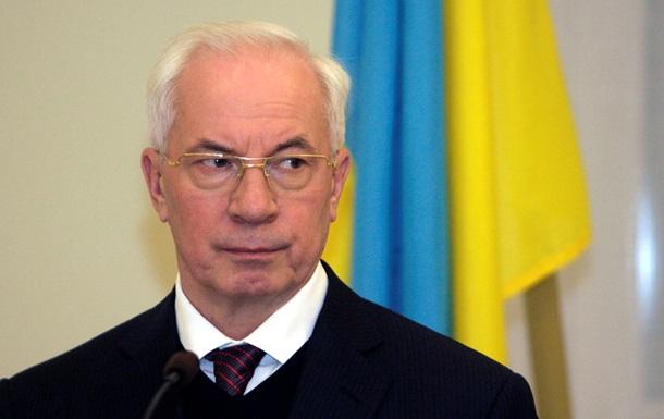 Торговые распри с Москвой могут негативно сказаться на украинском бюджете 2014 года - Азаров