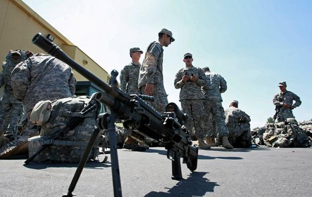 США почали виведення збройних сил з бази у Киргизстані