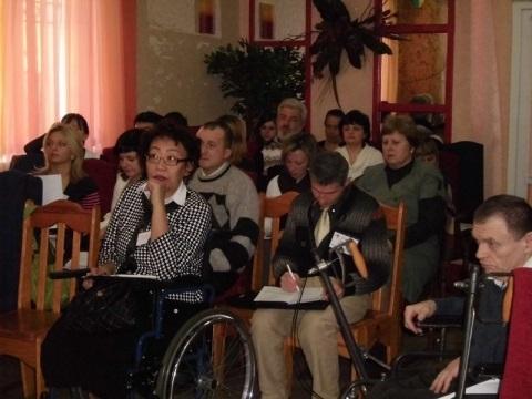 Жінки-інваліди заявляють про свої репродуктивні права