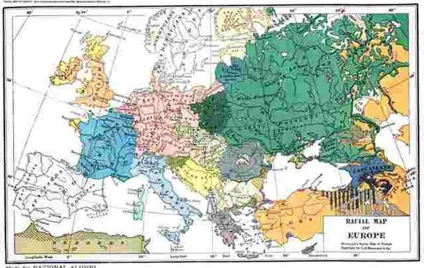 Народы Европы глазами авторитетных ученых