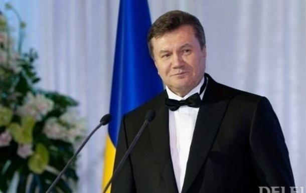 Секретный Янукович