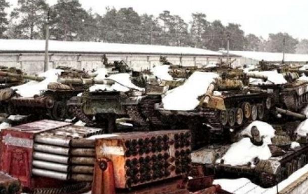 Прощай, оружие! Кто и как разворовал арсеналы Украины