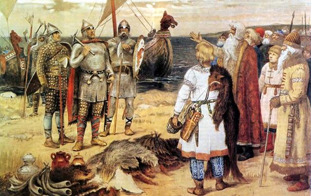 Вильнюс как новый Переяслав или снова зовем варягов?