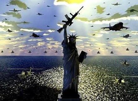 Геополитический план США раскрыт.