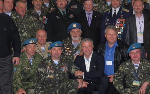 Віктор Малиновський: «Краще в житті навчання - армія. Кращий факультет - ВДВ!»