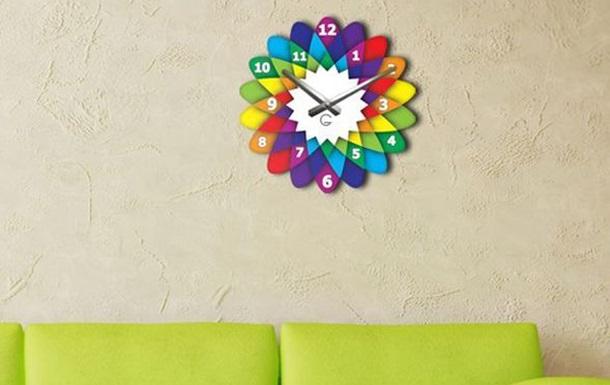 Настенные часы большие Glozis - это оригинальность и яркий образ жизни!
