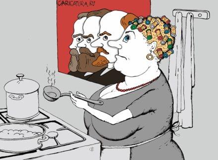 Кухарка кухарке рознь