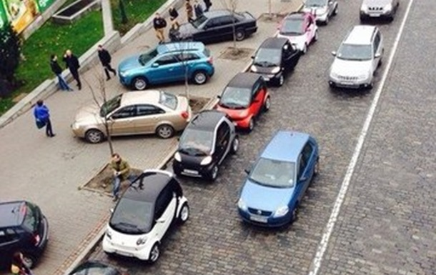 Авто пробег go Smart Киев