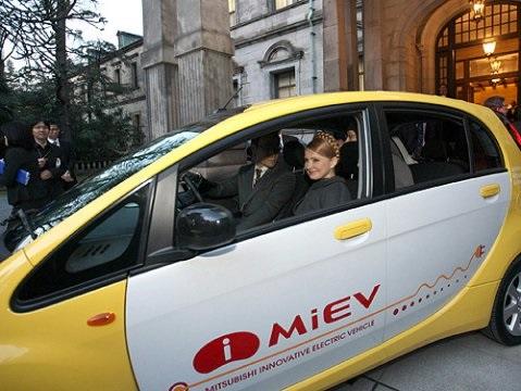 Козьма Прутков о Ю. Тимошенко