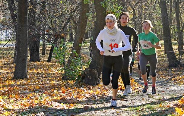 Чемпионат Черниговской области по легкоатлетическому кроссу