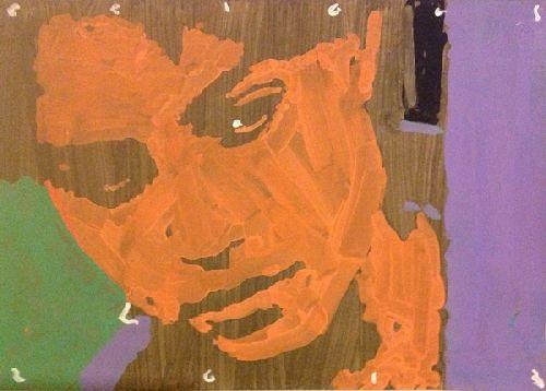 Виставка  Мене звати Розетта  художника Миколи Білоуса в галереї ЦЕХ