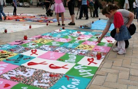 Днепропетровская область лидирует по уровню смертности от СПИДа