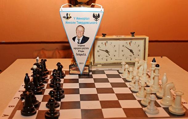В Чернигове прошел шахматный турнир памяти Н. П. Твердовского